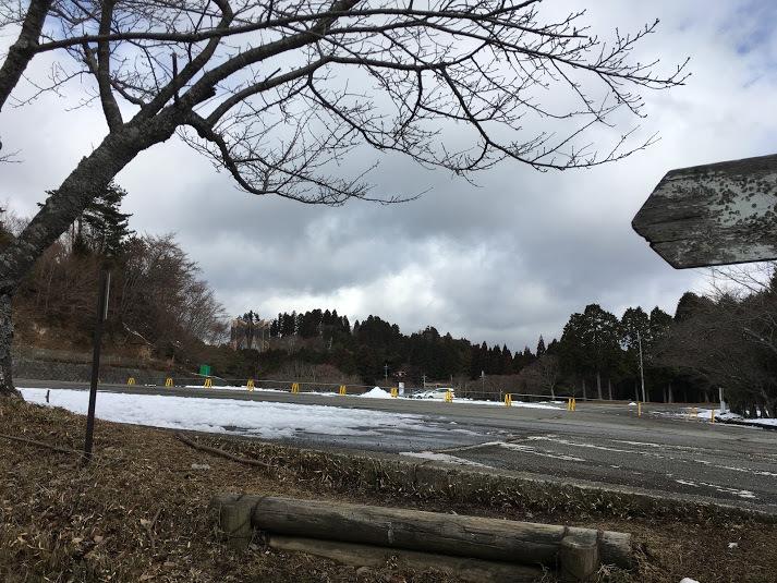 2018妙見山/駐車場