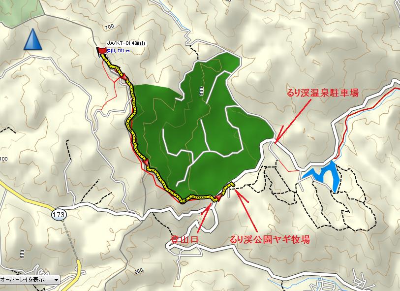 2018深山/地図