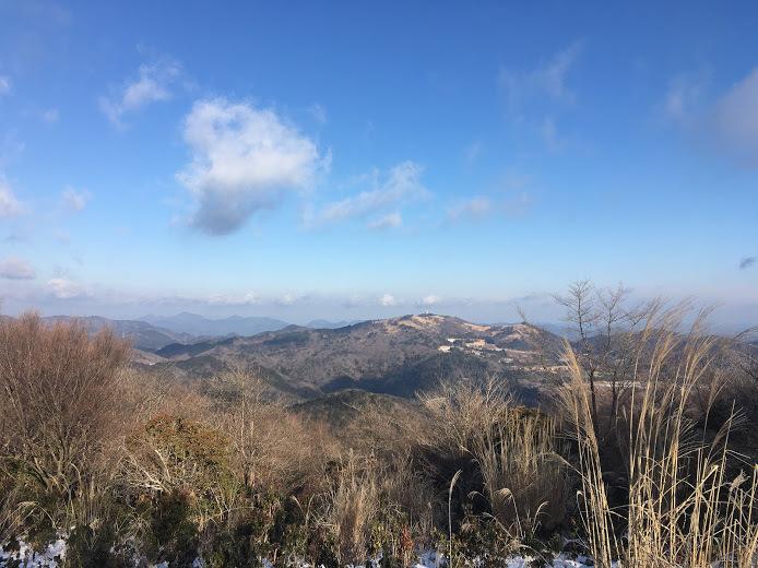 2018横尾山/景色