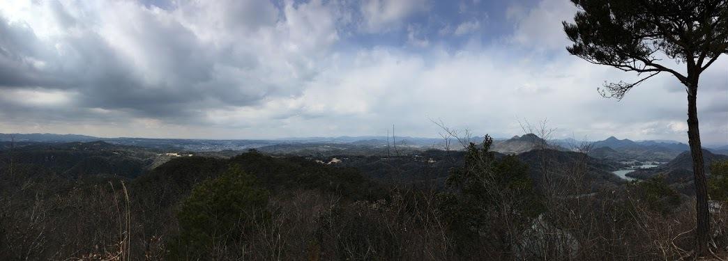 2018大岩ヶ岳/西側