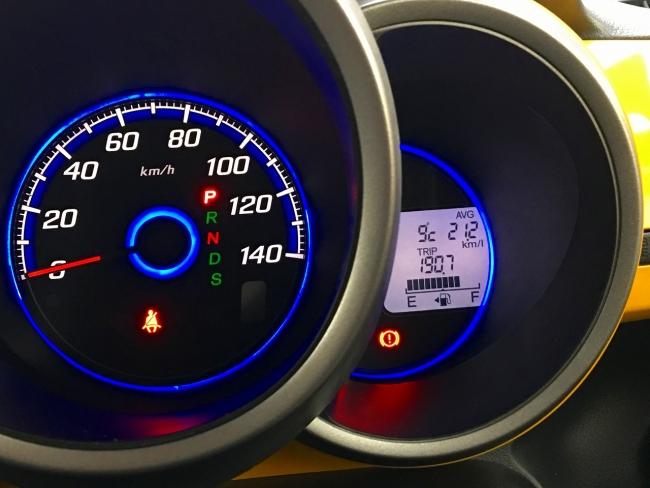 燃費が凄い (1)
