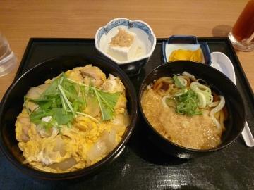 ヴィアHD いちげん 親子丼セット01 201712
