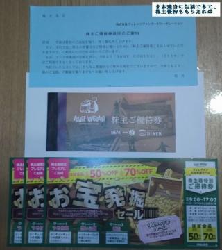 ヴィレッジヴァンガードコーポレーション お買物券(1000円相当×10枚) 201711