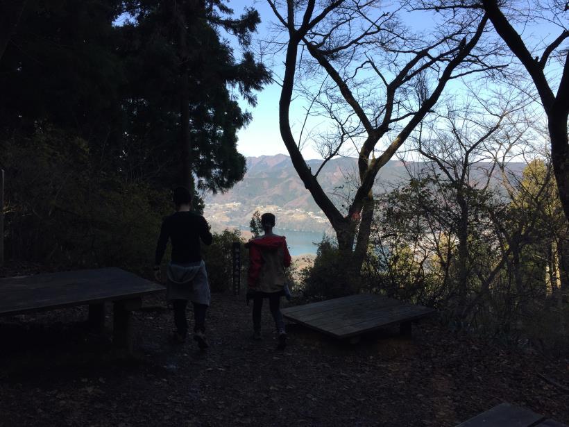 石老山でソロスト18