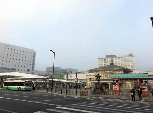 180202JR奈良駅