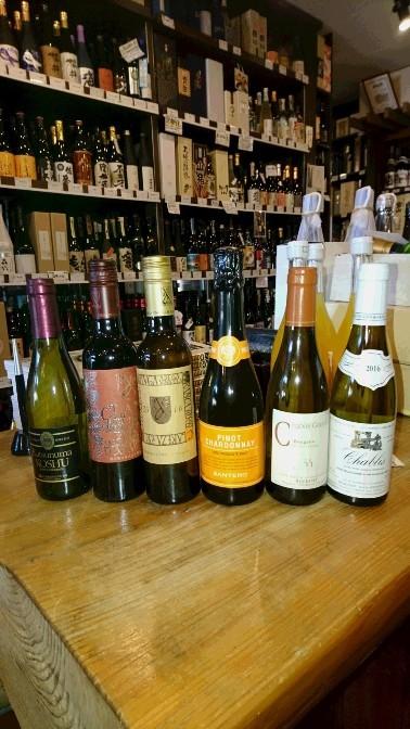 ハーフワイン6種