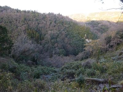 芥川山城_摂津峡