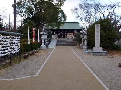 大和郡山城_柳澤神社