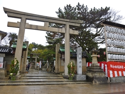 岸和田城_岸城神社
