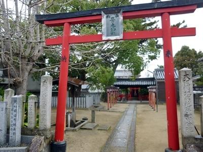 岸和田城_三の丸神社