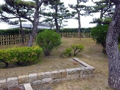 岸和田城_伏見櫓跡