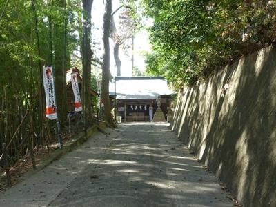 喜連川城_喜連川神社