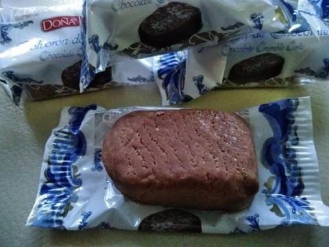 スペイン製チョコレートポルボロン「ドニャ・ヒメナ」3