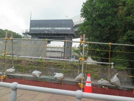 東京 森川水門