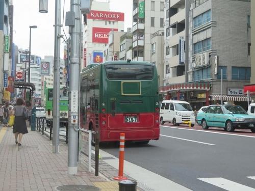 浅草 バス
