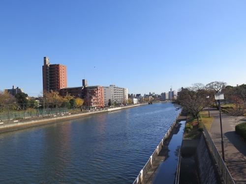 名古屋市 堀川