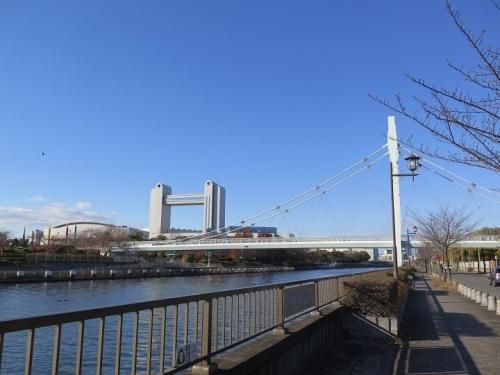 名古屋市 堀川 熱田記念橋