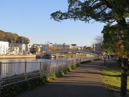 愛知県名古屋市 堀川沿い