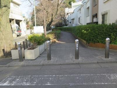 東京 蛇崩川緑道 子之神橋