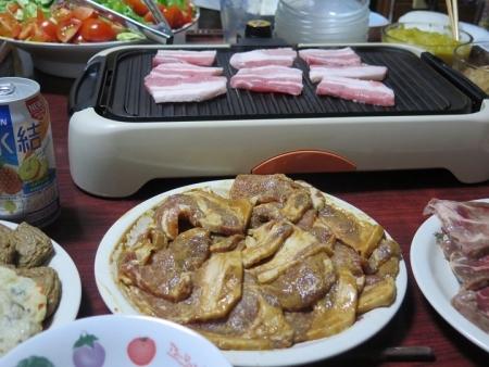 豚の味噌漬け
