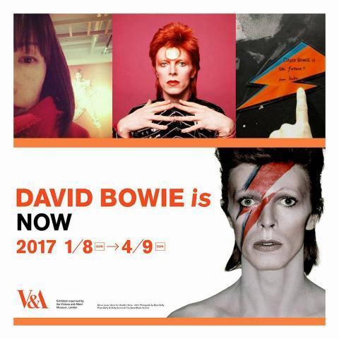 2017 David Bowie