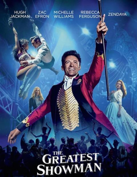 1.16 THE GREATEST SHOWMAN