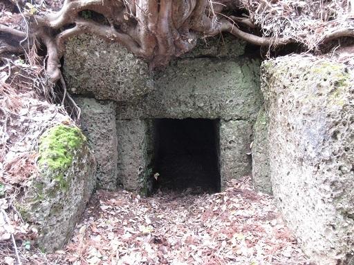 上福田岩屋古墳横穴式石室