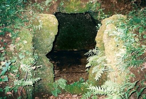 みそ岩屋古墳横穴式石室