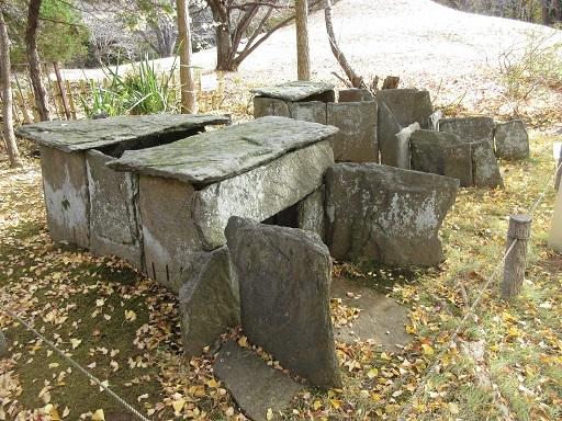 瓢塚41号墳石室