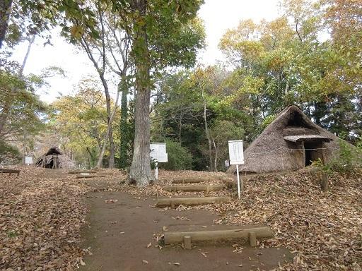 復元竪穴住居