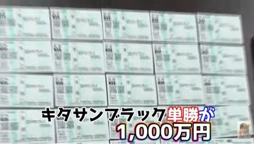 【競馬】YouTuberヒカル有馬記念参戦