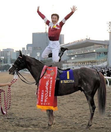 【競馬】JBCスプリント優勝馬ニシケンモノノフ何故か芝へ