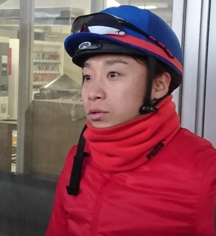 【競馬ネタ】池添が美浦で調教騎乗開始