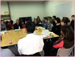 1月27日家族の会「東京」