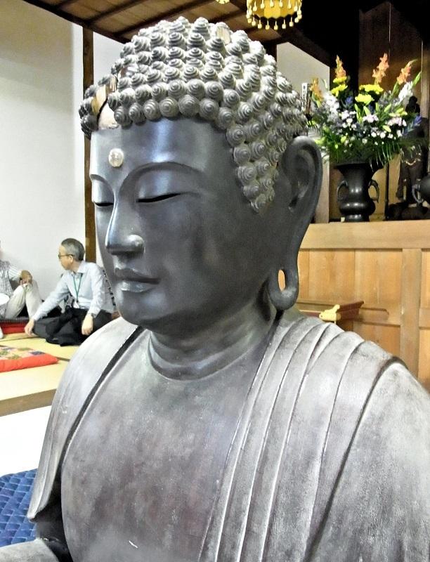 保木薬師堂・薬師如来像(鎌倉・県指定)