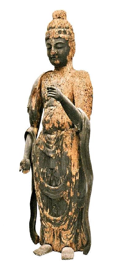 高野寺・聖観音像