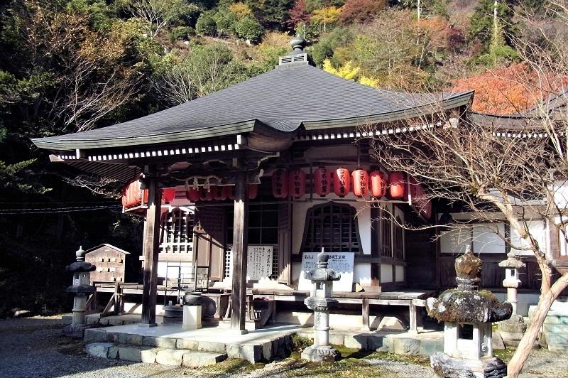瑠璃寺・護摩堂