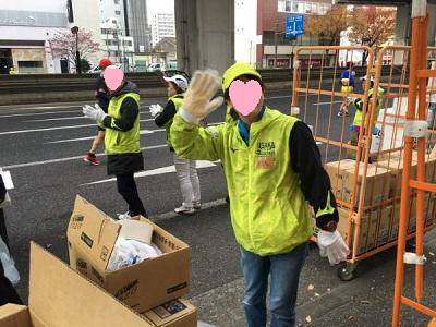 大阪2017-なんば応援2