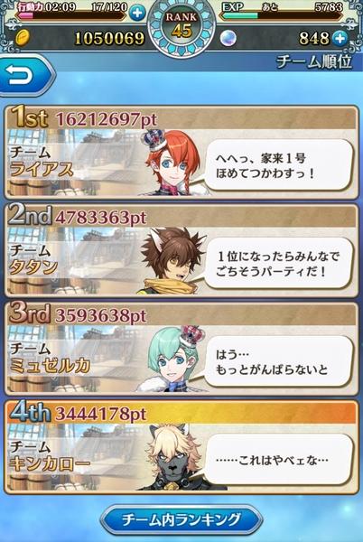 オトメ勇者戦慄のパイレーツ開始 (4)