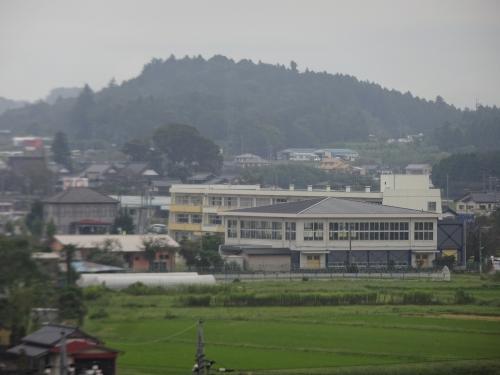 私の母校です。