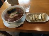 万来 ラーメン+セット餃子