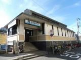 京急神奈川駅 駅舎