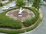 JR倉敷駅 花時計