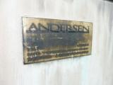 JR倉敷駅 アンデルセン広場のアンデルセン像 説明
