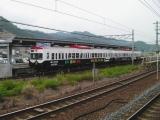 近江鉄道820系822F パトカー電車 2012年8月11日撮影