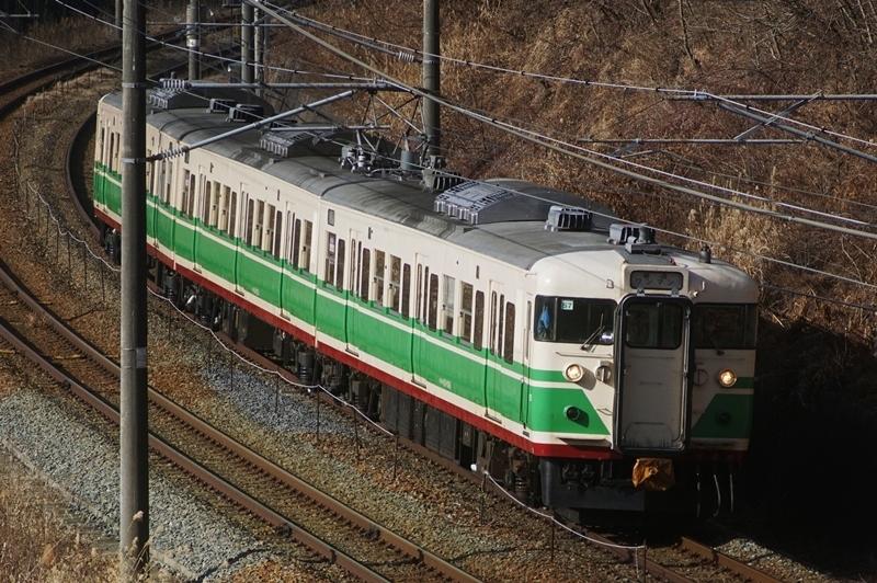 2017年12月19日 平原~御代田にて