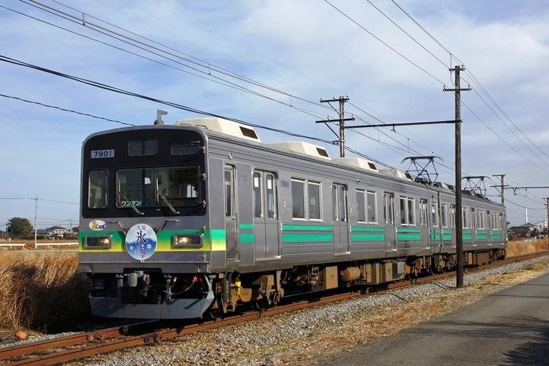 2018年1月15日 武川~永田にて