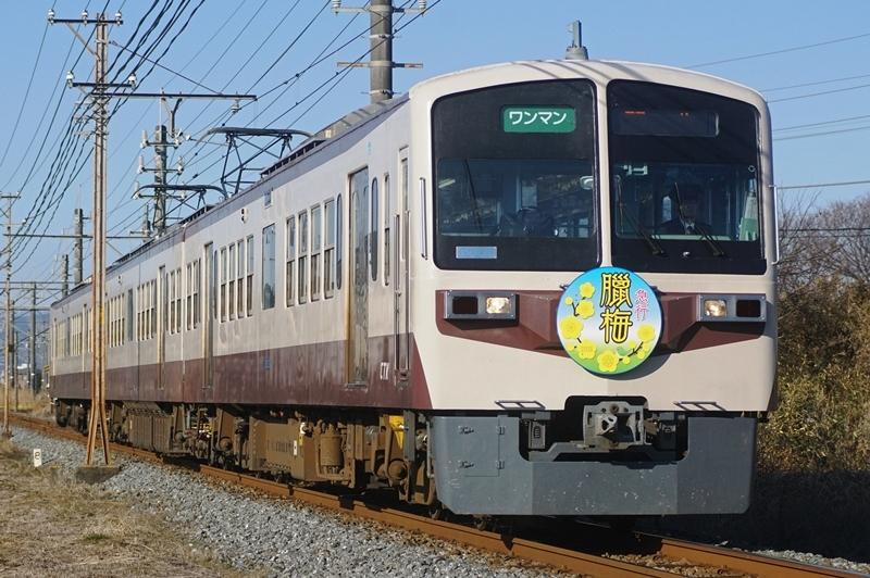 2018年2月4日 武川~明戸にて
