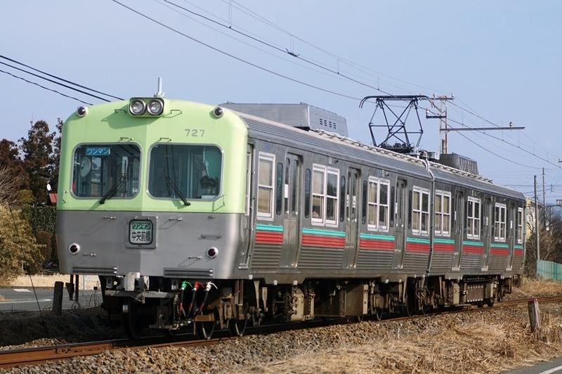 2018年2月15日 膳~粕川にて (3)