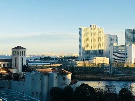 12262017 PlazaBillからの横浜港S
